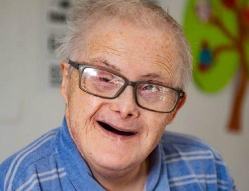 77 éves Európa legidősebb Down-szindrómása