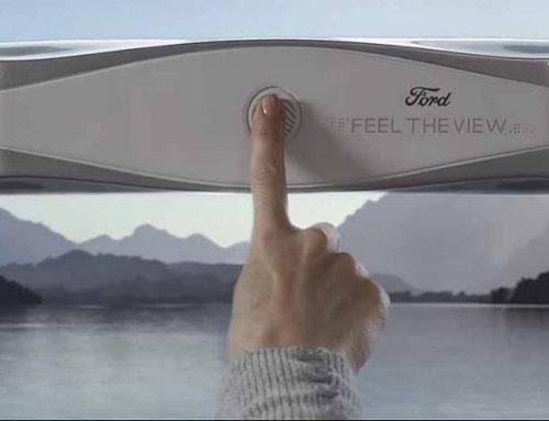 """A Ford új fejlesztésének köszönhetően a vakok, látássérültek """"érezhetik"""" a kilátást"""