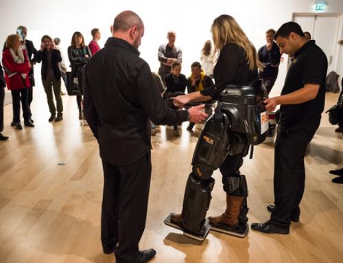 Robotlábak válthatják ki a kerekesszéket?