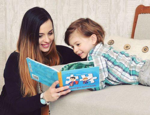 Amikor egy gyerek mássága vezet egy mesekönyv megszületéséhez…