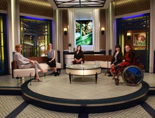 Az Ability Fashion négy angyala a Jakupcsek Plusz 2021. április 29-i adásában