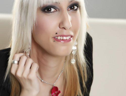 Elhunyt modellünk, Németh Georgina